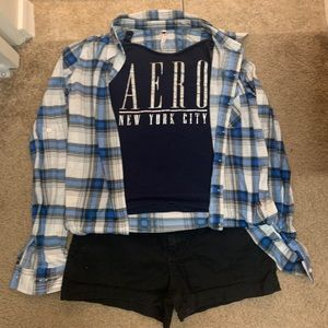 Women's Shirt & Shorts